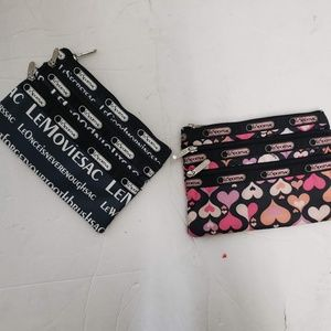 LeSportsac Cosmetic Bags (2)